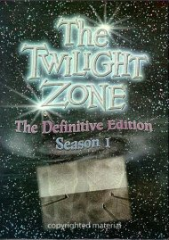 Twilight Zone: Season 1 (Image) Movie