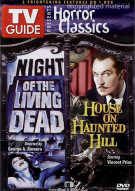 TV Guide Horror Classics: Night Of The Living Dead / House On Haunted Hill Movie