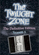 Twilight Zone: The Definitive Edition - Season 5 Movie