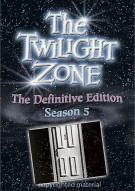 Twilight Zone: The Definitive Edition - Season 5 Movie