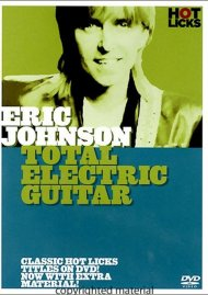 Eric Johnson: Total Electric Guitar Movie