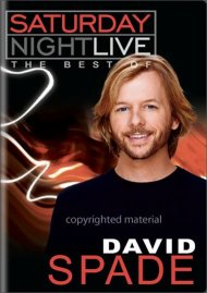 Saturday Night Live: The Best Of David Spade Movie