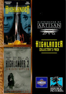 Highlander Collectors Pack Movie