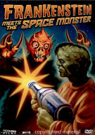 Frankenstein Meets The Space Monster Movie