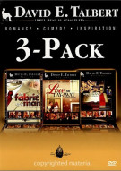 David E. Talbert 3 Pack Movie