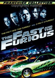 Fast And The Furious, The: Franchise Collection Movie