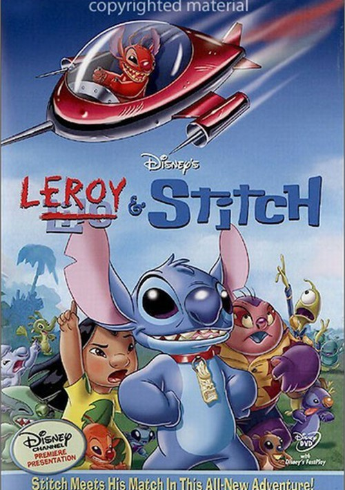 Leroy & Stitch Movie