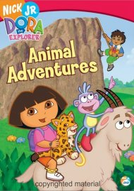 Dora The Explorer: Animal Adventures Movie