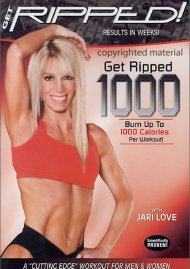 Get Ripped! With Jari Love: Get Ripped 1000 Movie