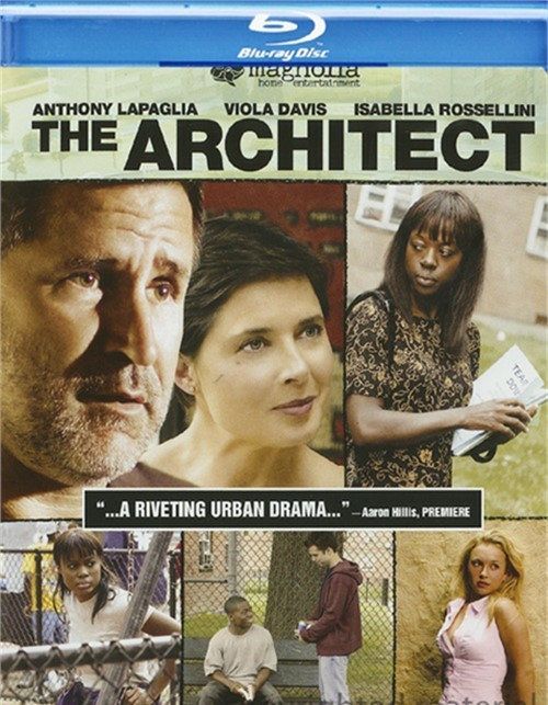 Architect, The Blu-ray