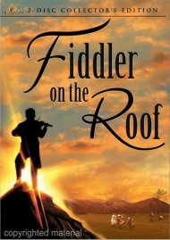 Fiddler On The Roof: Collectors Edition Movie