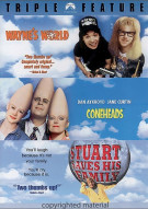 Waynes World / Coneheads / Stuart Saves His Family (Triple Feature) Movie