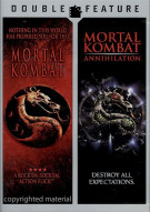 Mortal Kombat I / Mortal Kombat II (Double Feature) Movie