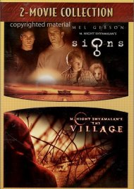 Signs / The Village (Double Feature) Movie