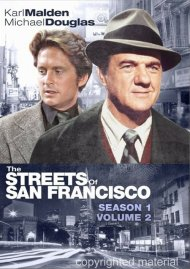Streets Of San Francisco, The: Season 1 - Volume 2 Movie