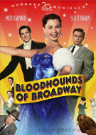 Bloodhounds Of Broadway Movie