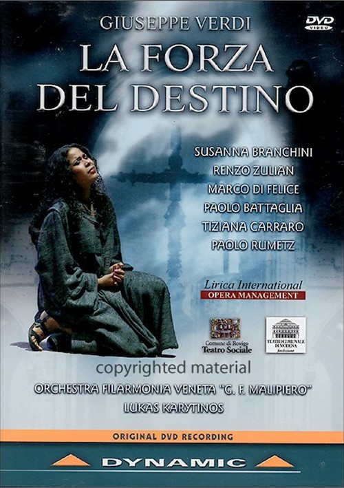 Verdi La Forza Del Destino Movie