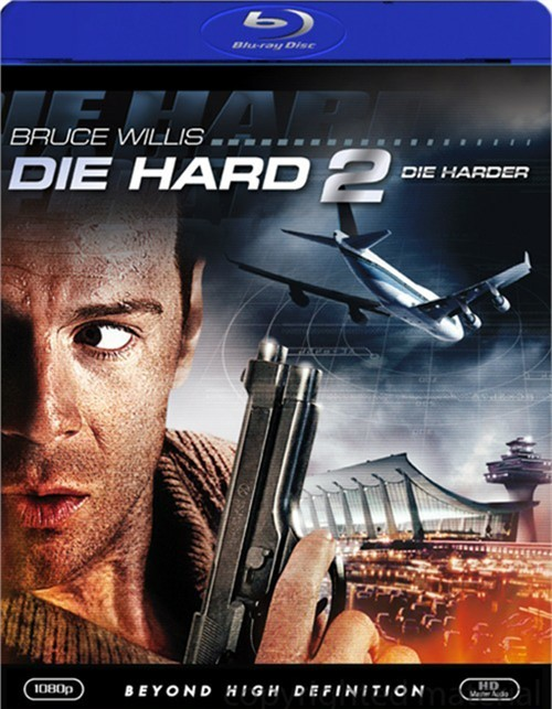 Die Hard 2: Die Harder Blu-ray