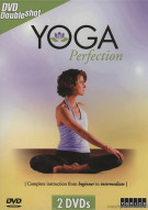 DVD Double Shot: Yoga Perfection Movie