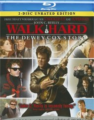 Walk Hard: The Dewey Cox Story - Unrated Blu-ray