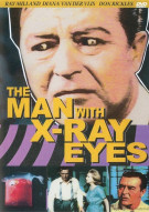 Man With The X-Ray Eyes, The Movie