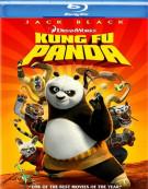 Kung Fu Panda Blu-ray