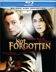 Not Forgotten Blu-ray