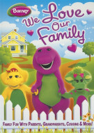 Barney: We Love Our Family Movie