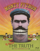 Monty Python: Almost The Truth - The Lawyers Cut Blu-ray