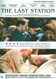 Last Station, The Movie