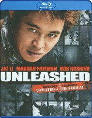 Unleashed Blu-ray