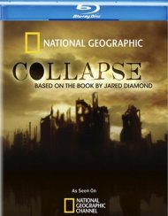 National Geographic: Collapse Blu-ray