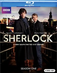 Sherlock: Season One Blu-ray