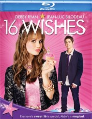 16 Wishes Blu-ray