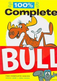 Rocky & Bullwinkle & Friends: 100% Complete Bull - The Complete Series Movie
