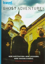 Ghost Adventures: Season 3 Movie
