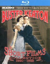Buster Keaton: The Short Films Collection - 1920-1923 Blu-ray