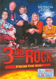 3rd Rock From The Sun: The Complete Season One Movie
