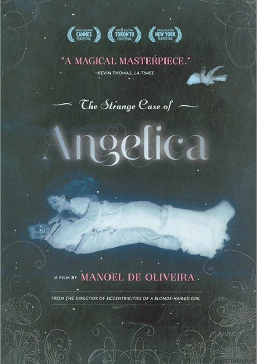 Strange Case Of Angelica, The Movie