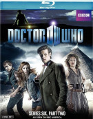 Doctor Who: Series Six - Part Two Blu-ray
