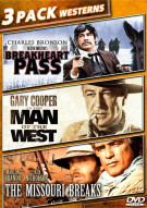 Breakheart Pass / Man Of The West / The Missouri Breaks (Triple Feature) Movie