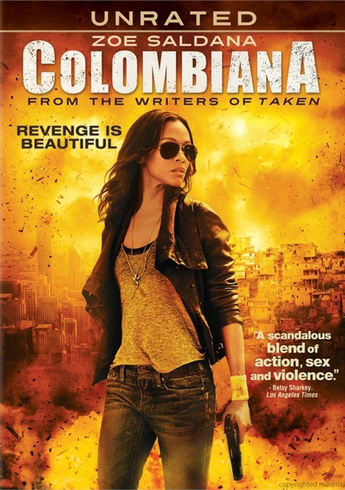 Colombiana: Unrated Movie