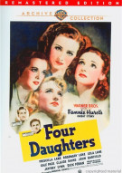 Four Daughters Movie