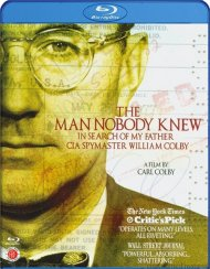 Man Nobody Knew, The: In Search Of My Father, CIA Spymaster William Colby Blu-ray
