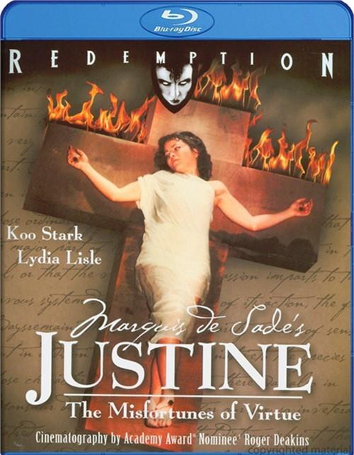 Marquis De Sades Justine Blu-ray