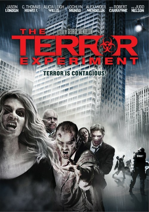 Terror Experiment, The Movie