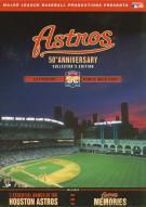 Houston Astros: 50th Anniversary Collectors Edition Movie