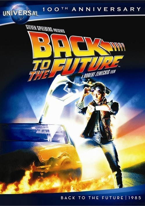 Back To The Future (DVD + Digital Copy Combo) Movie