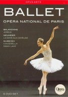 Paris Opera Ballet Box Set Movie