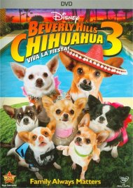 Beverly Hills Chihuahua 3: Viva La Fiesta! Movie